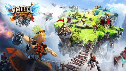 Battle Skylands: Island Allies screenshot one