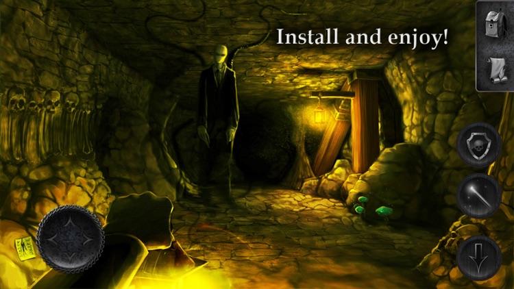 Slender Man Origins 2 Saga Free: Real Horror Story screenshot-4