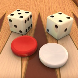 Backgammon by George