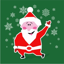 Christmas Santa and New Year stickers for iMessage