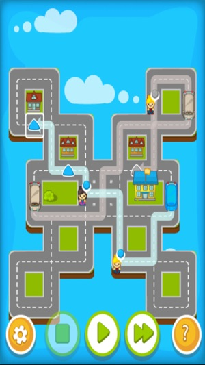 School Express - bus route planning game on the App Store