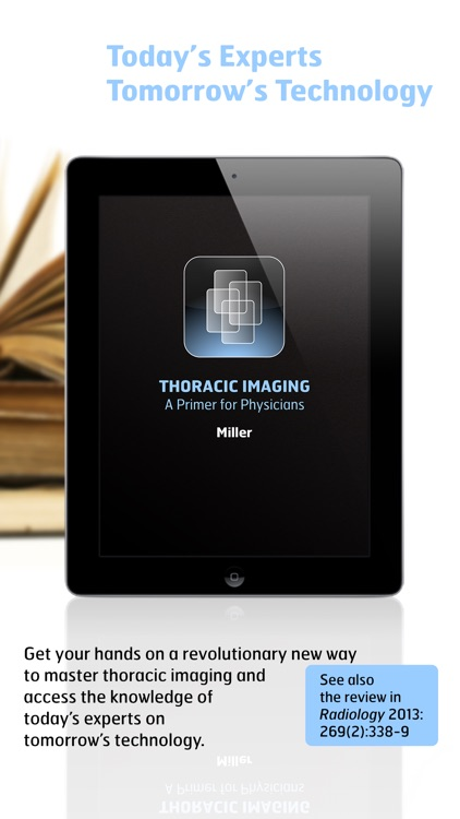 Thoracic Imaging - A Primer for Physicians screenshot-0