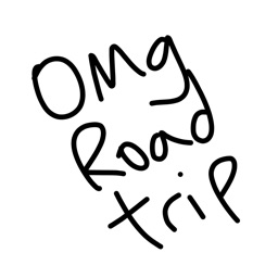 Road Trip sticker - travel stickers for iMessage