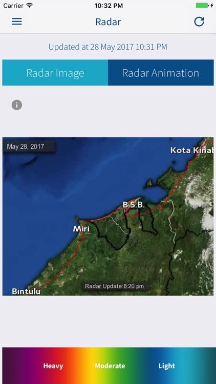 Brunei WX screenshot-4