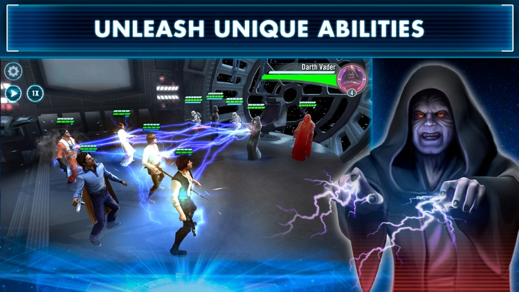 Star Wars™: Galaxy of Heroes screenshot-3
