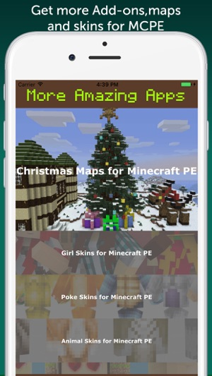 AddOn for Jeeps for Minecraft PE on the App Store