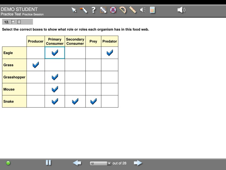 Questar Assessments for Students
