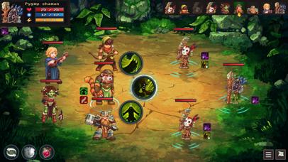 Screenshot from Dungeon Rushers