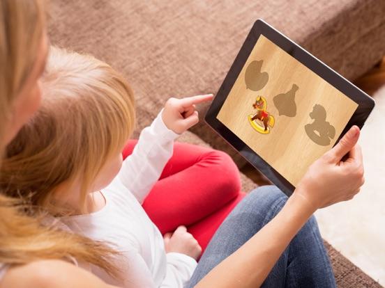 Игры для детей, девочек на iPad