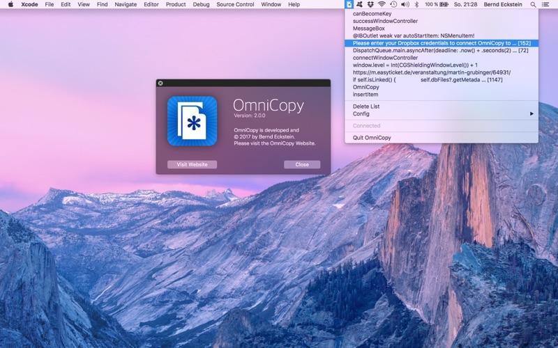 OmniCopy for Mac
