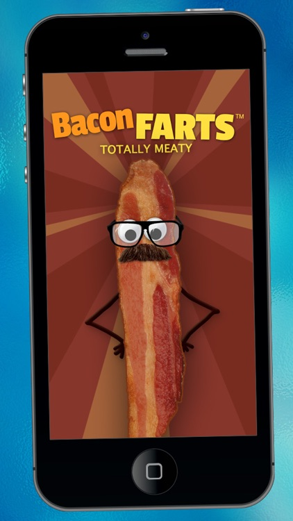 Bacon Farts App - Best Fart Sounds - Santa Edition