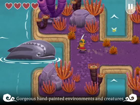 Legend of the Skyfish Zero screenshot 8