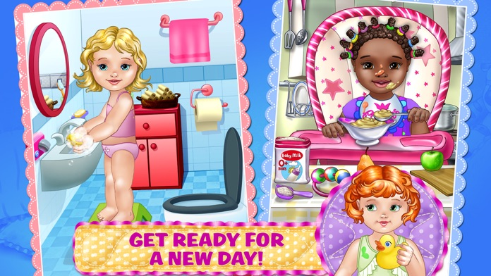 Baby Care & Dress Up - Love & Have Fun with Babies Screenshot