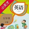 小天才点读机-小学英语五年级下册新起点人教版双语点读教材