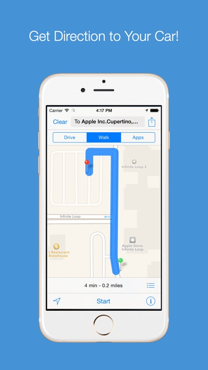 BeParked Pro - Car Parking Spot Tracker