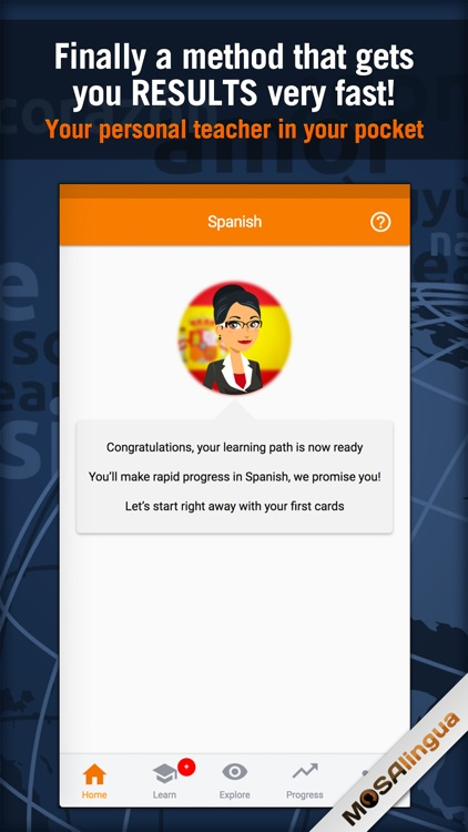 Learn Spanish for Business