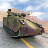 Massive Tank War   Robot World Domination Game