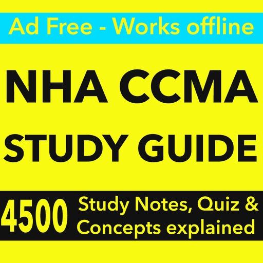NHA CCMA STUDY GUIDE & Exam Prep App 2017