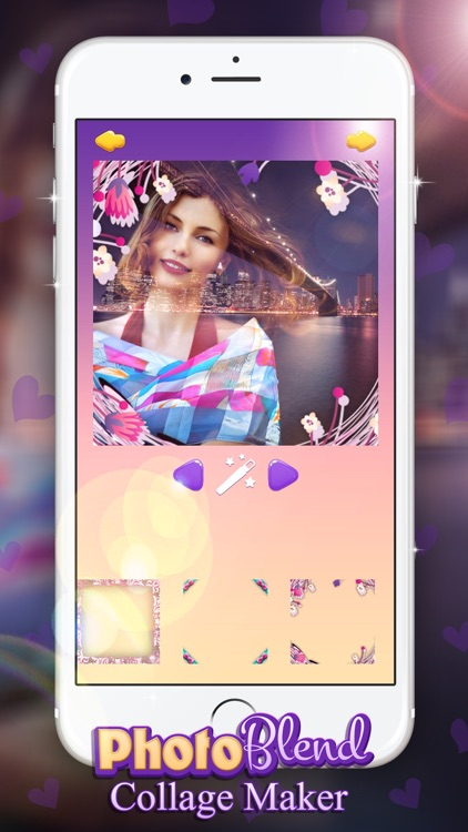 Photo Blend Collage Maker: Create Blended Pictures