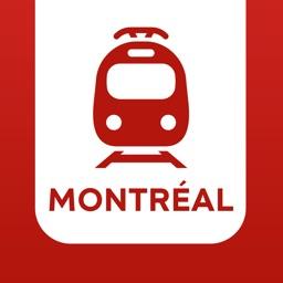 Metro Montreal - STM offline subway maps