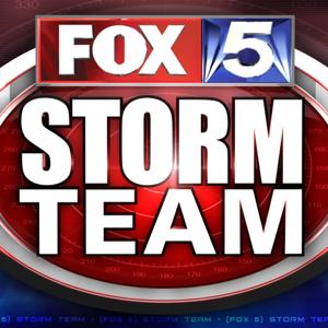 FOX 5 Storm Team Weather app