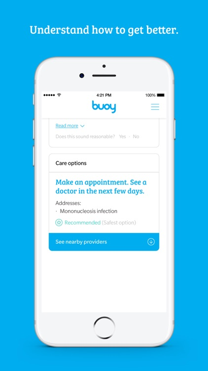 Buoy Health - Understand Your Symptoms screenshot-2