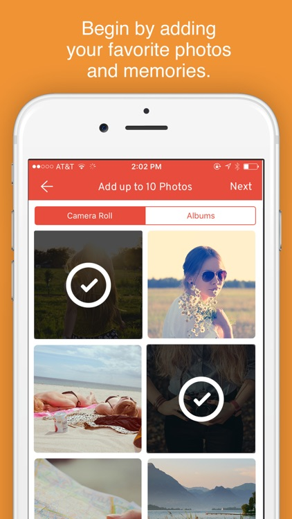FlipFoto – Group Photo Sharing and Photo Albums