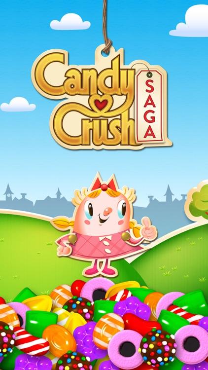 Candy Crush Saga screenshot-4