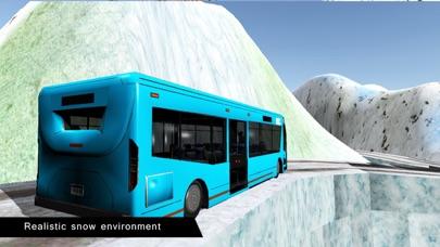 オフロードバスドライビングシミュレータ冬季のおすすめ画像4