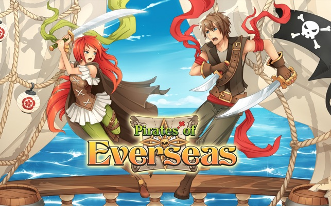 Pirates of Everseas Screenshot