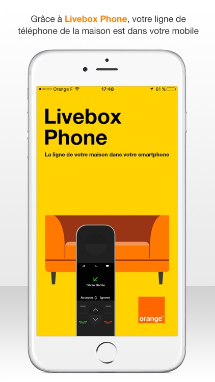 Livebox Phone