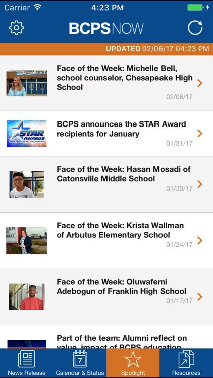 BCPS Now screenshot-3