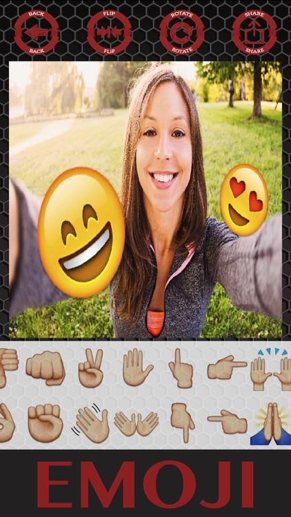 Emoji stickers photo editor sticker maker
