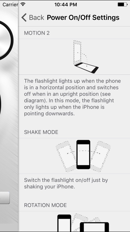 ViewMore - Torch (the most intelligent flashlight) screenshot-3