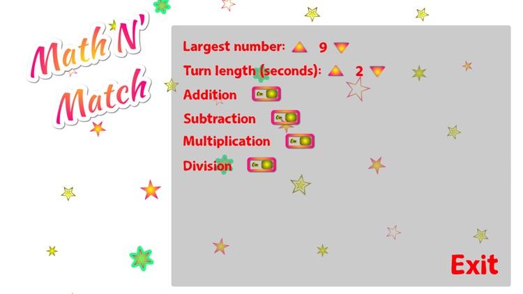Math N' Match screenshot-3