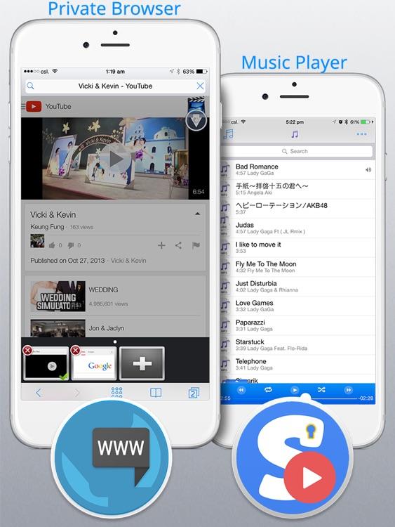 iSafe HD screenshot-3