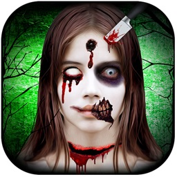 Zombie Face - Snap Picture Editor