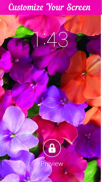 Pink Wallpapers - Pink Themes & Backgrounds HD screenshot-3
