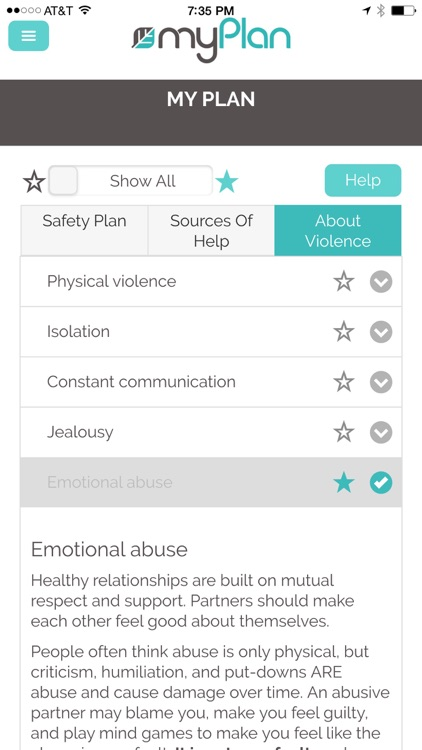 myPlan App screenshot-4