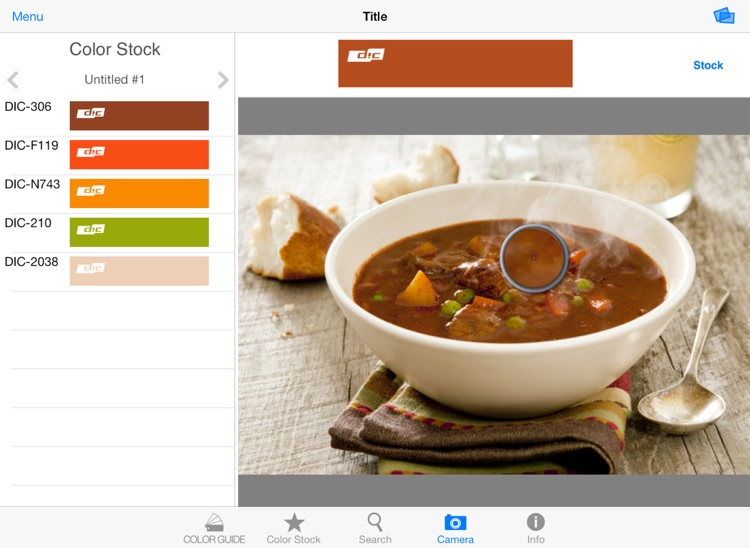 COLORGUIDE for iPad screenshot-3