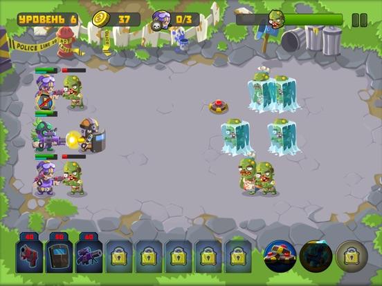 Скачать игру Special Squad vs Zombies