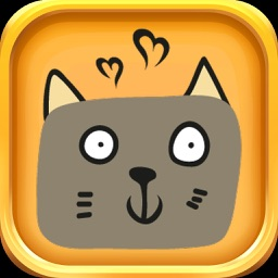 Cartoon Cat Stickers - Cat Character Emoji