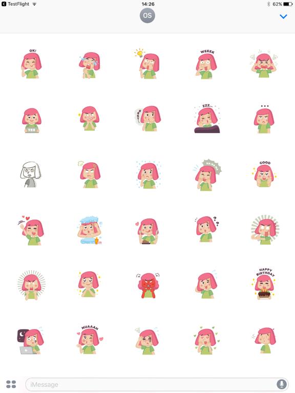 Hi Girl! Emotions-ipad-0
