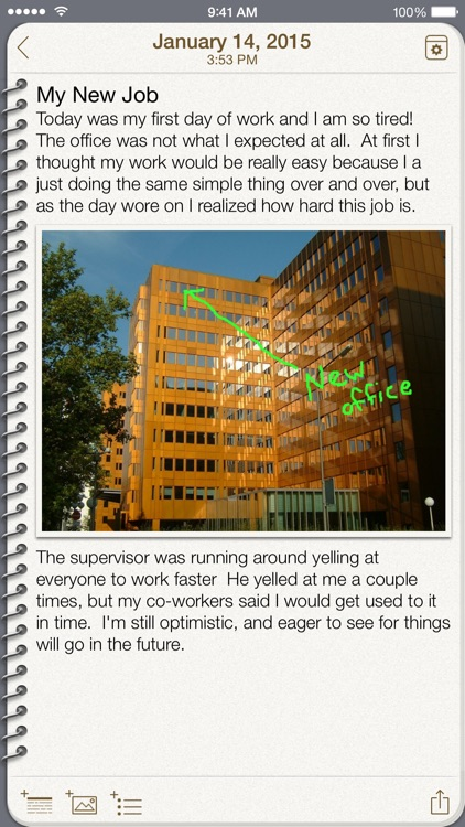Journaling - journal / diary screenshot-1