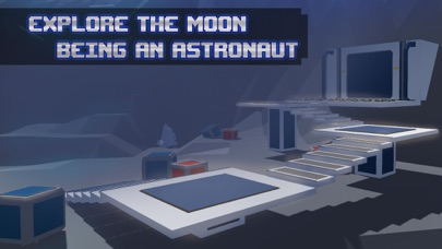 Moon Space Station Survival 3D Full
