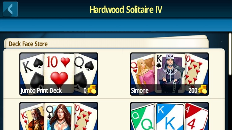 Hardwood Solitaire IV screenshot-3