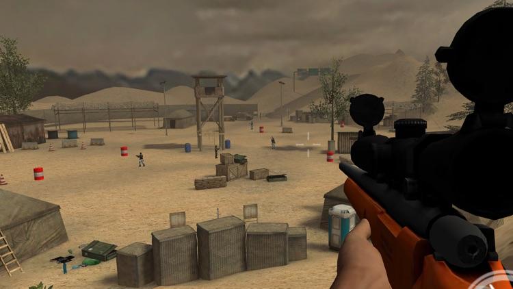 Marine Sniper 3D: Advanced Assassin Shooter