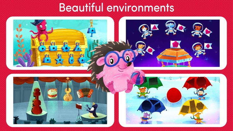 Toddler games for 1 2 3 4 year olds kids free apps screenshot-3