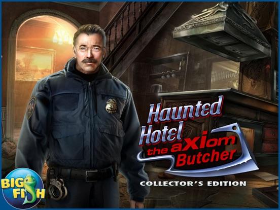 Haunted Hotel: The Axiom Butcher - Hidden Objects screenshot 10