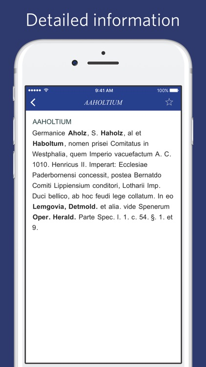 Lexicon Universale